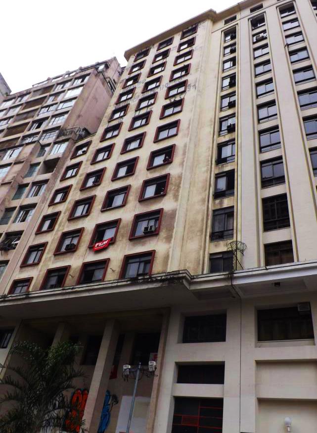 Hotel Cambridge. Foto: Carmen Silva Ferreira